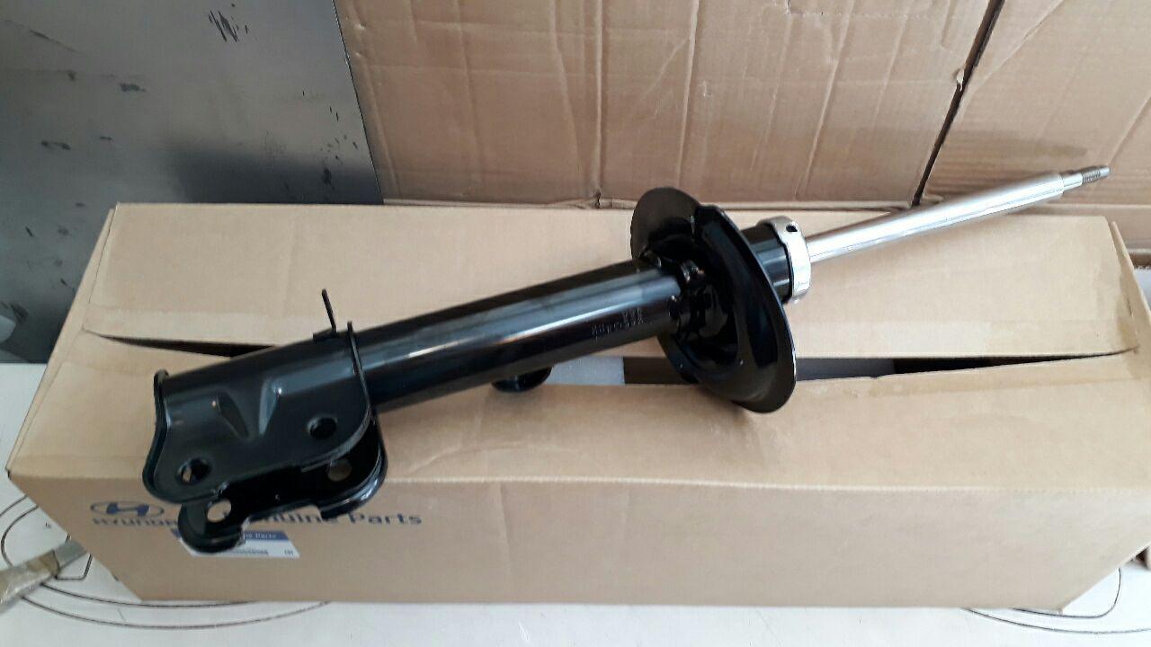کمک فنر جلو هیوندایی سانتافه اصلی فابریک جینیون پارت مدل ۲۰۱۱-  ۵۴۶۵۰۲B510