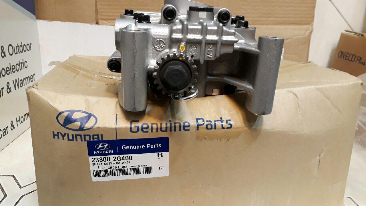 اویل پمپ موتور هیوندای و کیا ۴ سیلندر اصلی- ۲۳۳۰۰۲G400