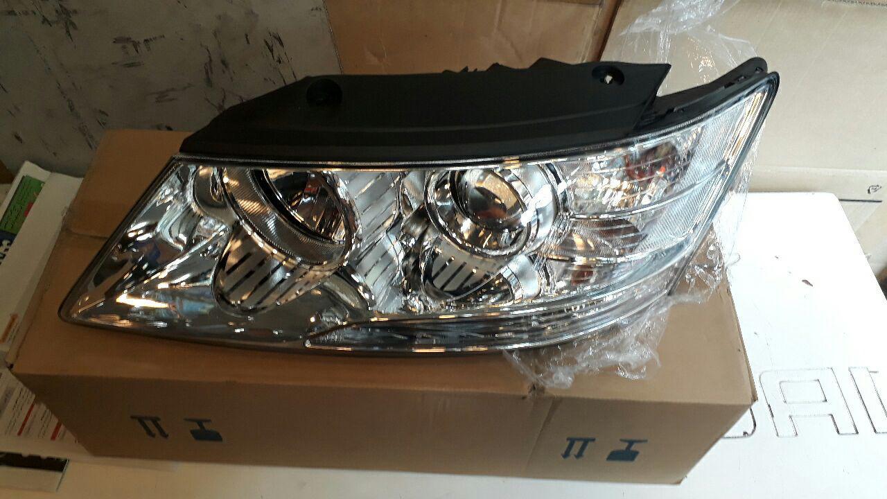 چراغ جلو هیوندایی سوناتا مدل ۲۰۱۰  تایوانی-۹۲۱۰۱۳K520