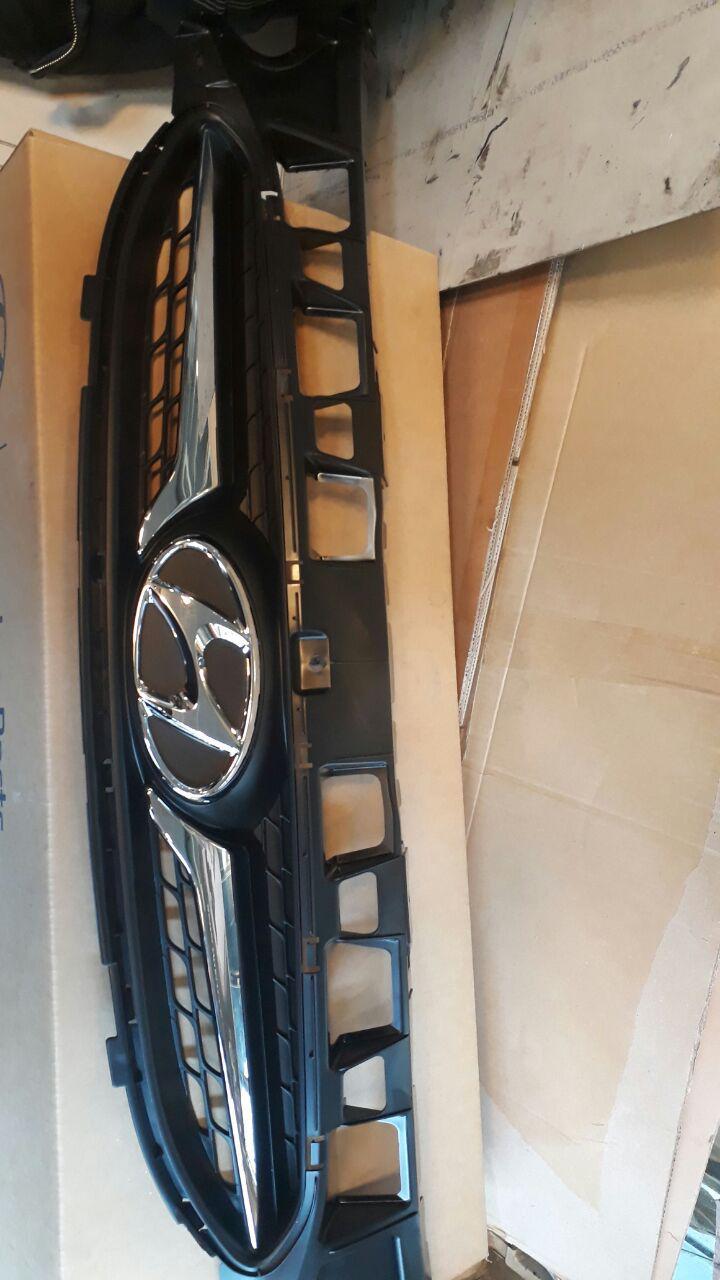جلو پنجره هیوندایی اکسنت اصلی فابریک جینیون پارت ۸۶۳۵۰۱R100