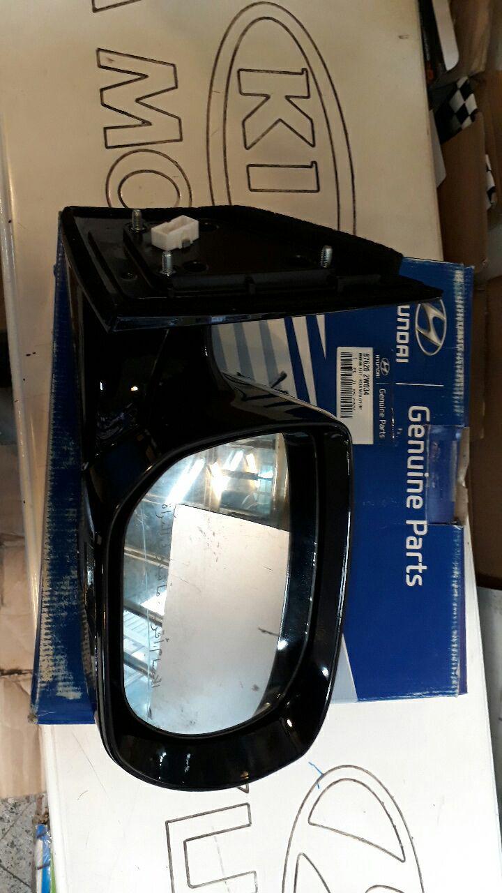 آینه بغل هیوندایی راست سانتافه مدل ۲۰۱۵ اصلی فابریک جینیون پارت-۸۷۶۲۰۲W034