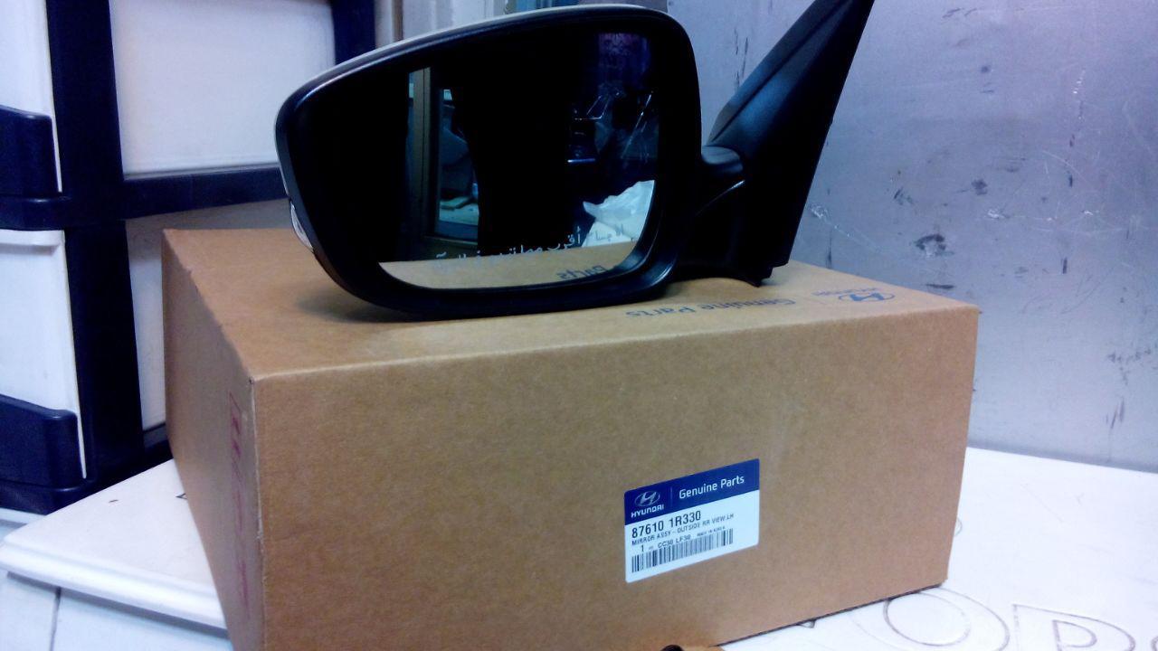 آینه بغل هیوندایی اکسنت مدل ۲۰۱۵ اصلی فابریک جینیون پارت-۸۷۶۱۰۱R330