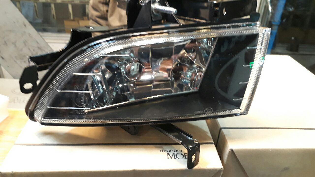 پرژکتور چپ هیوندای سوناتا مدل ۲۰۰۷ اصلی فابریک جینیون پارت۹۲۲۰۱۳K000
