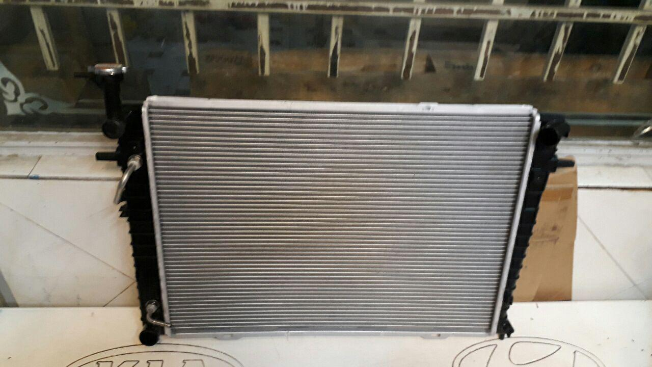 رادیاتور آب کامل هیوندایی توسان و کیا اسپورتج اصلی کره ای-۲۵۳۱۰۲E801