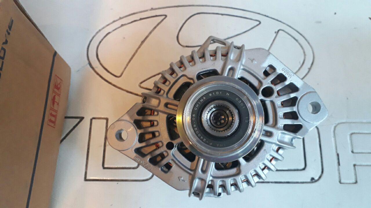 دینام کامل هیوندایی توسان مدل ۲۰۱۱ اصلی کره ای گلویز-۳۷۳۰۰۲۵۲۰۱