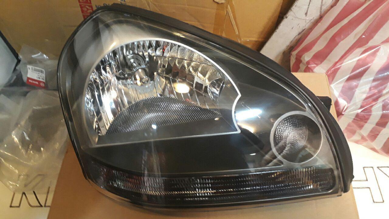 چراغ جلو هیوندایی توسان مدل ۲۰۰۸-  ۹۲۱۰۱۲E010