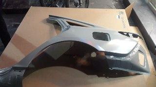 گلگیر عقب چپ هیوندایی سوناتا LF هیبرید مدل ۲۰۱۵ الی ۲۰۱۷ اصلی فابریک جینیون پارت۷۱۵۰۳ C1C00