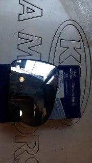شیشه آینه بغل هیوندایی I40 سمت راست اصلی فابریک جینیون پارت ۸۷۶۲۱ ۳Z020