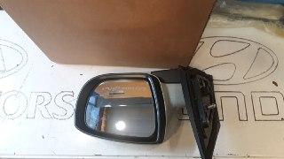 آینه بغل هیوندایی راست توسان مدل ۲۰۱۵ اصلی فابریک جینیون پارت ۸۷۶۲۰