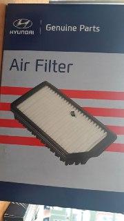 فیلتر هواکش هیوندایی النترا اصلی فابریک جینیون پارت ۲۸۱۱۳ ۳X000