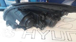 چراغ راست هیوندایی  I30 اصلی فابریک جیینون پارت  ۹۲۱۰۲ ۲L520