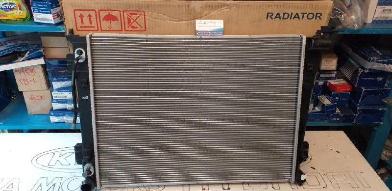 رادیاتور آب هیوندای گرنجور اصلی  فابریک کره ای برند. Hcc 25310 3R501