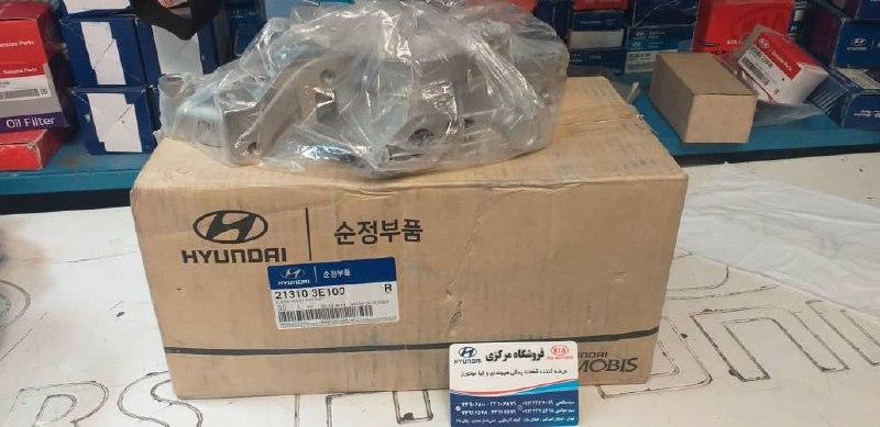 اویل پمپ موتور هیوندای و کیا سانتافه و اپتیما مدل ۲۰۰۸ اصلی فابریک جیینون پارت  ۲۱۳۱۰ ۳E100