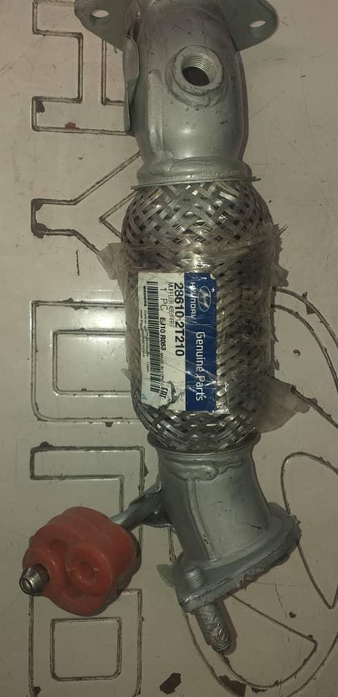 حصیری اگزوز مشترک هیوندای و کیا سوناتاYF,اپتیما اصلی جنیون پارت ۲۸۶۱۰ ۲T210