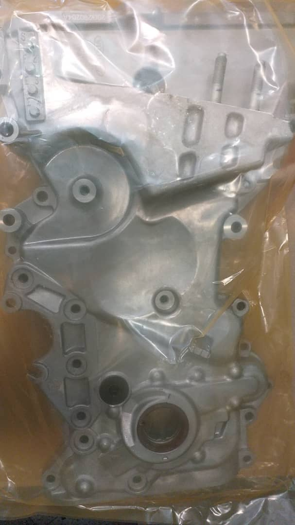 اویل پمپ موتورهای ۲۰۰۰cc النترا و سراتو جدید اصلی جنیون پارت ۲۱۳۵۰ ۲E021