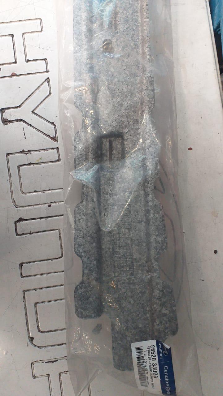 فوم پشت سپر هیوندای IX55 اصلی جنیون پارت ۸۶۵۲۰ ۳J000