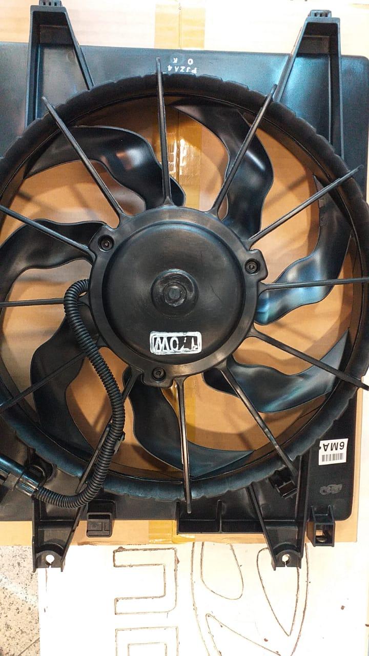 مجموعه فن کامل کولر هیوندای IX55 فابریکی کره ای ۹۷۷۳۰ ۳J000