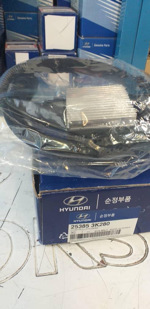یونیت فن هیوندای سوناتا و آذرا اصلی موبیس ۲۵۳۸۵ ۳K280